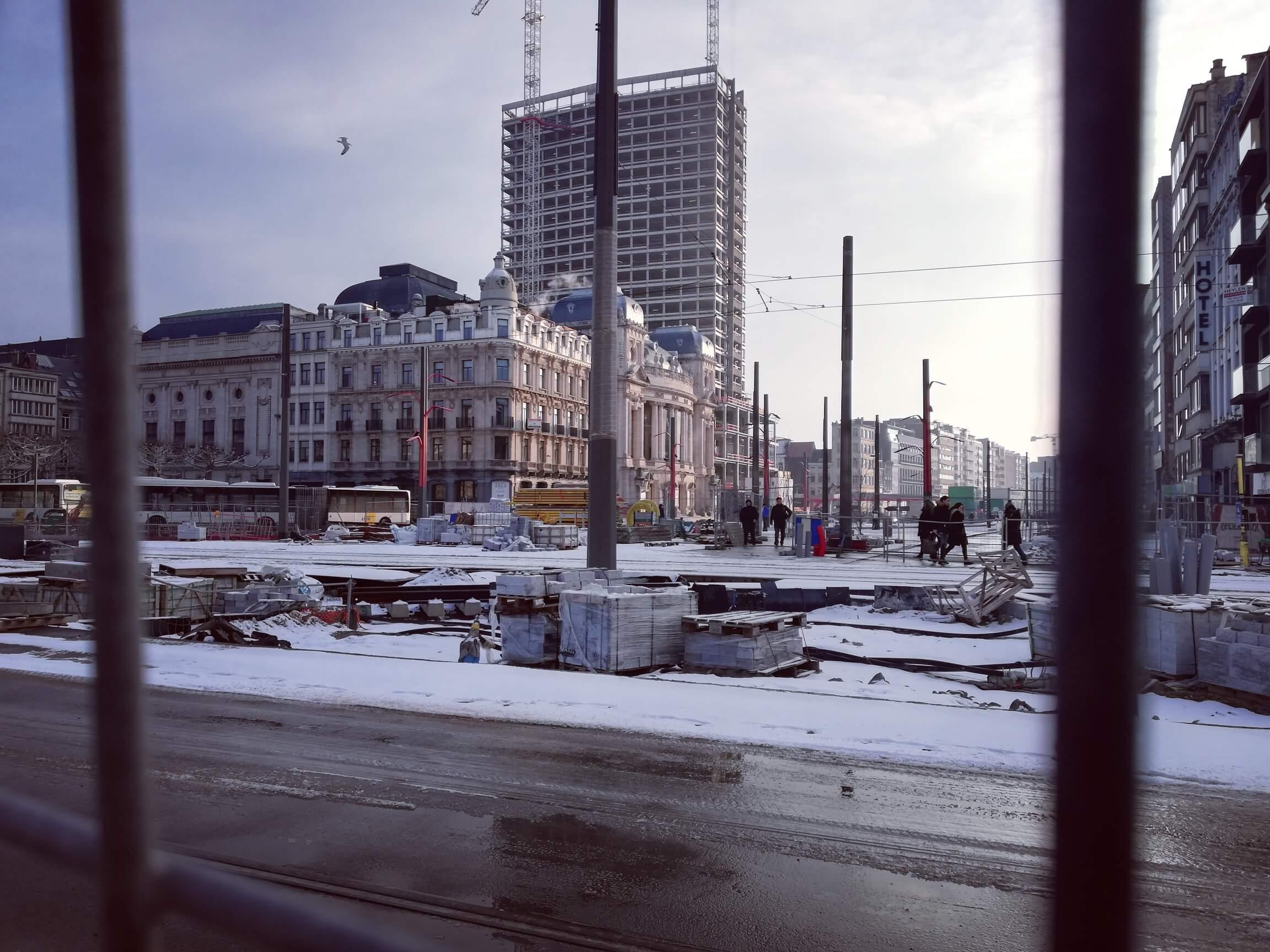 foto van de site waar projectontwikkelaar Noorderlijn werkt