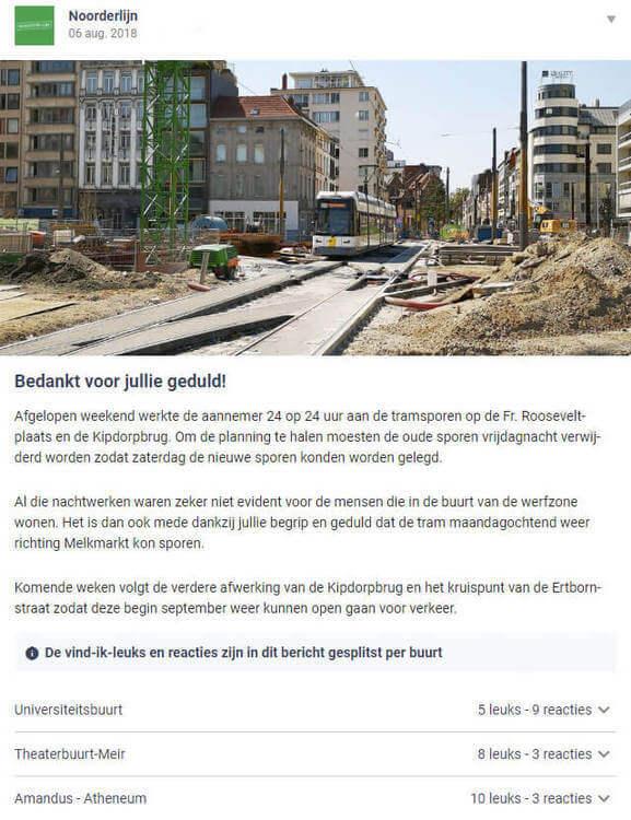 bericht door Noorderlijn op Hoplr