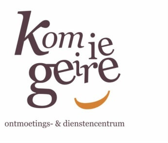 logo van Olens dienstencentrum Komiegeire